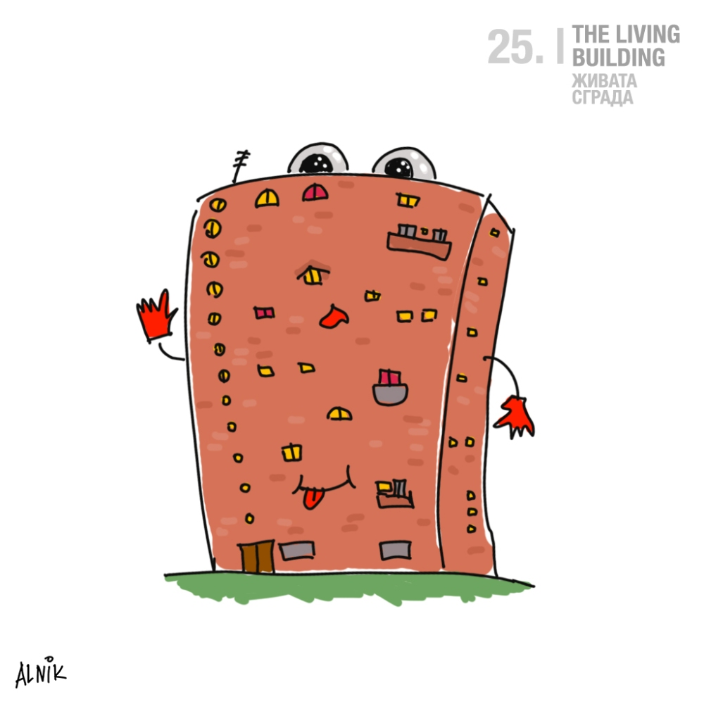 25. the living building