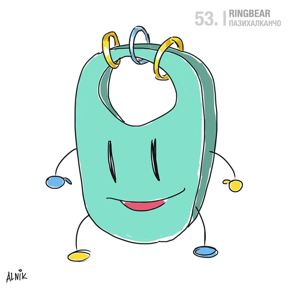 53. ringbear