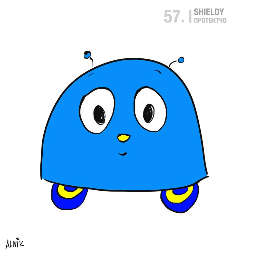 57. shieldy