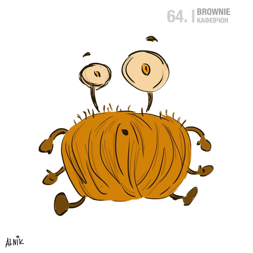 64. brownie