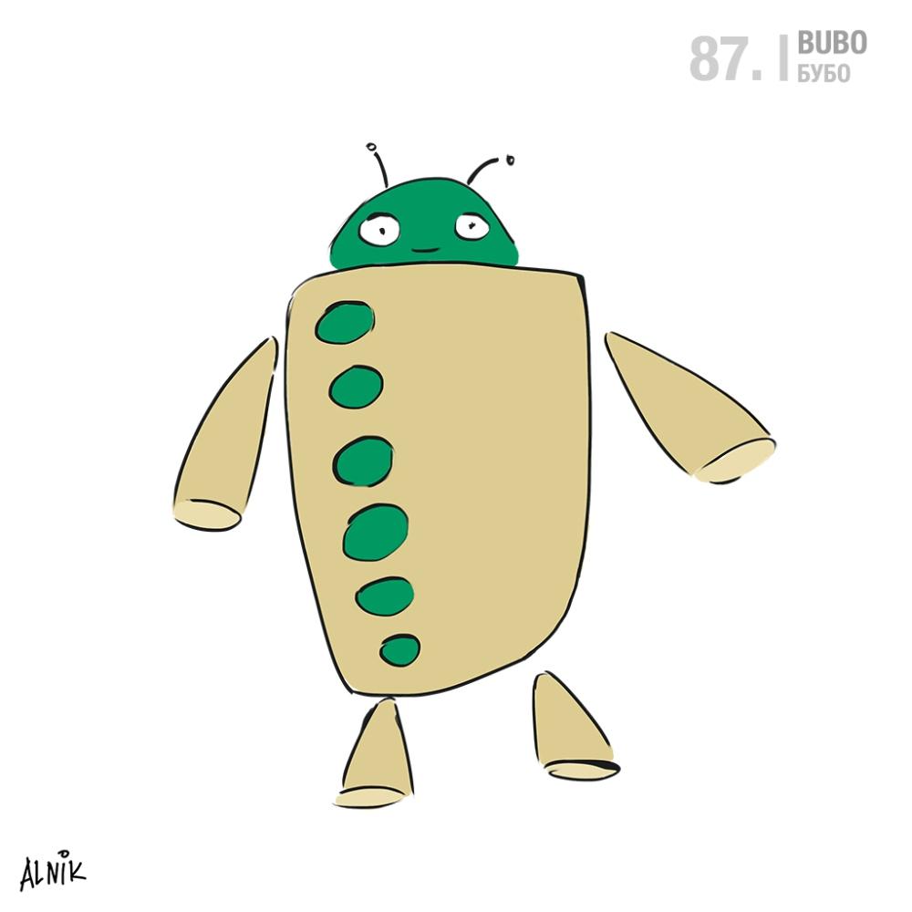 87. bubo