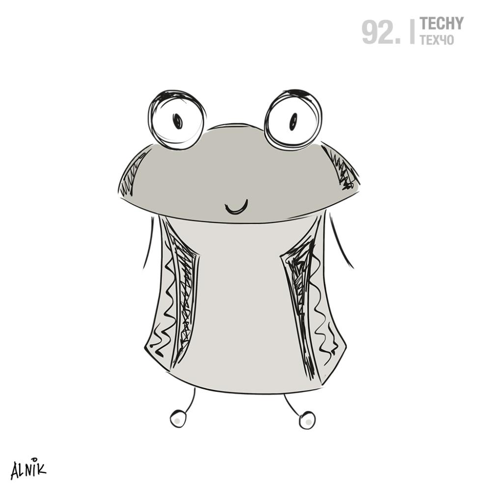 92. techy