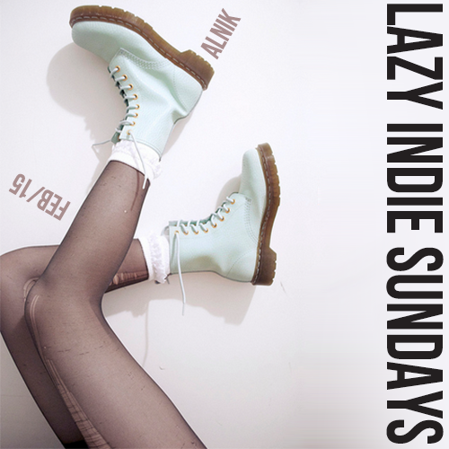 Lazy Indie Sundays mix - Feb, 2015