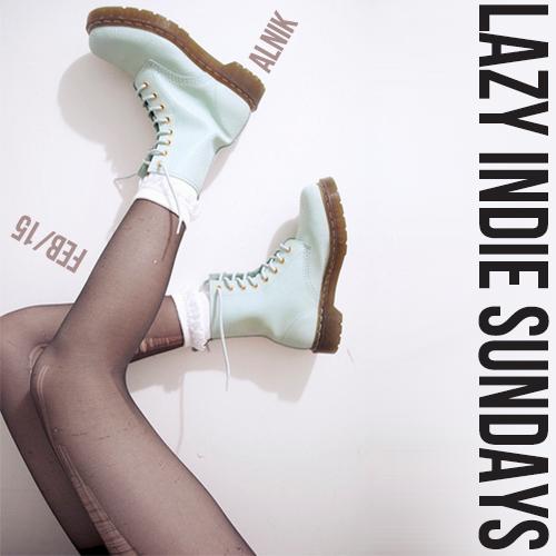 Lazy Indie Sundays mix - Feb, 2015