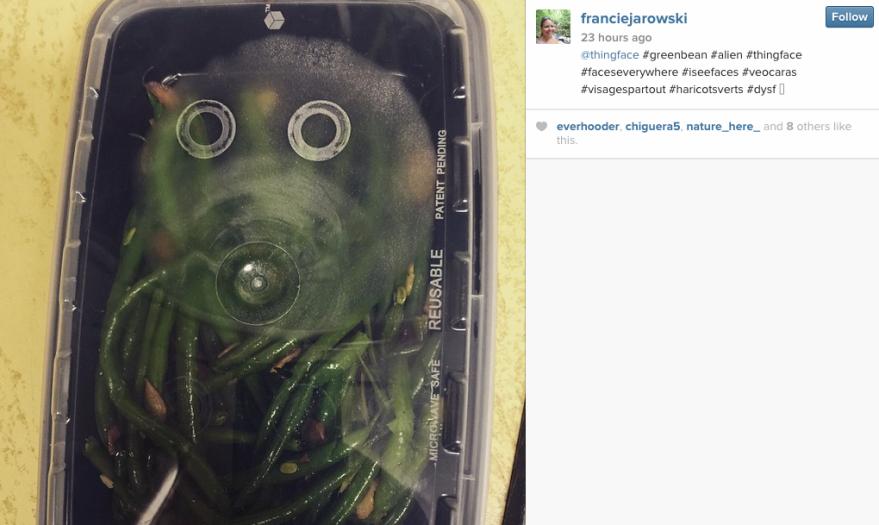 franciejarowski's green alien