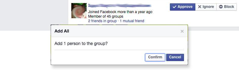 facebook add members to group