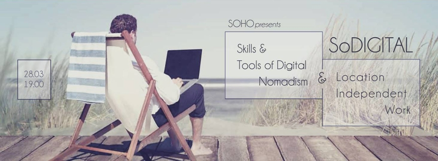 SoDIGITAL: Skills & tools of digital nomadism