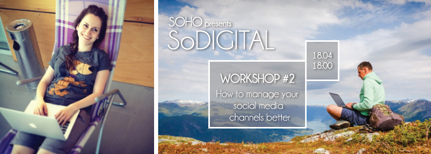 SoDigital 4 - how to manage your social media accounts in a better way